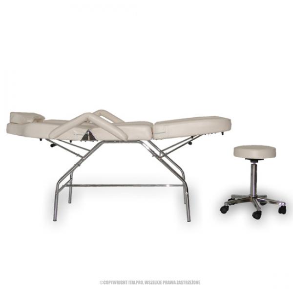 Fotel Kosmetyczny Standard Plus Ecri #5