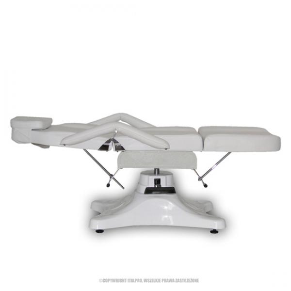Fotel Kosmetyczny Standard Komfort Biały #3