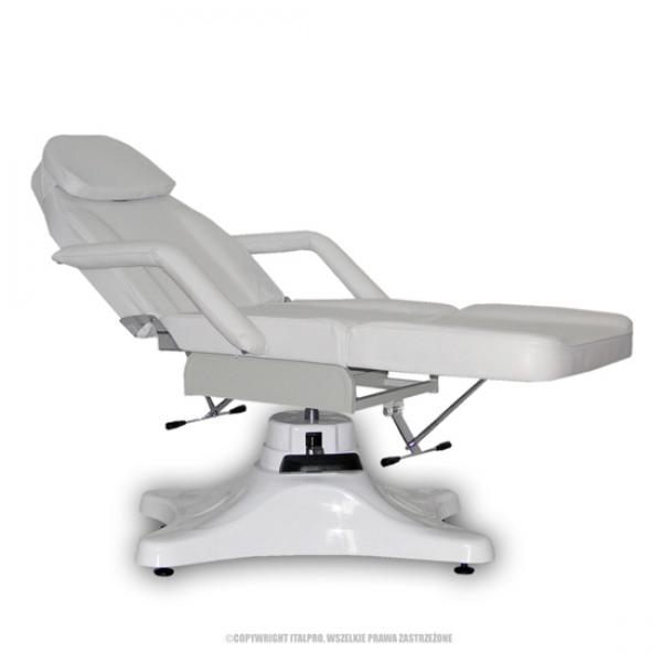 Fotel Kosmetyczny Standard Komfort Biały #4
