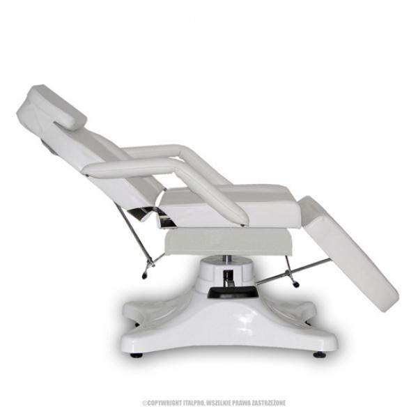 Fotel Kosmetyczny Standard Komfort Biały #5