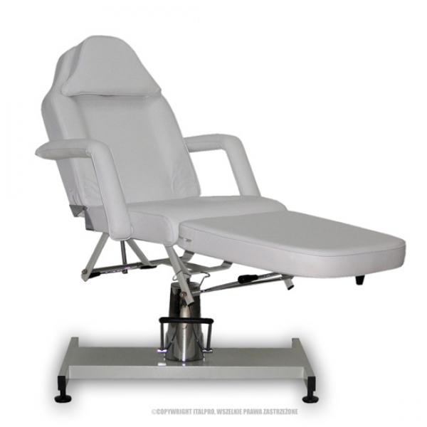 Fotel Kosmetyczny Standard Bis Biały #8