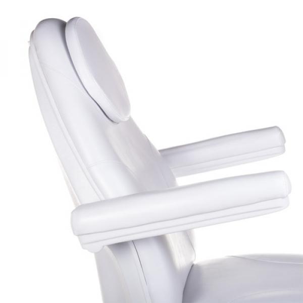 Elektryczny fotel kosmetyczny AMALFI BT-158 Biały #2