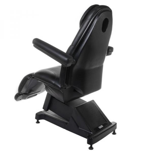 Elektryczny fotel kosmetyczny AMALFI BT-158 Czarny #3