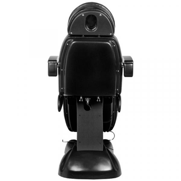 Fotel Kosmetyczny Elektryczny Lux Czarny #10