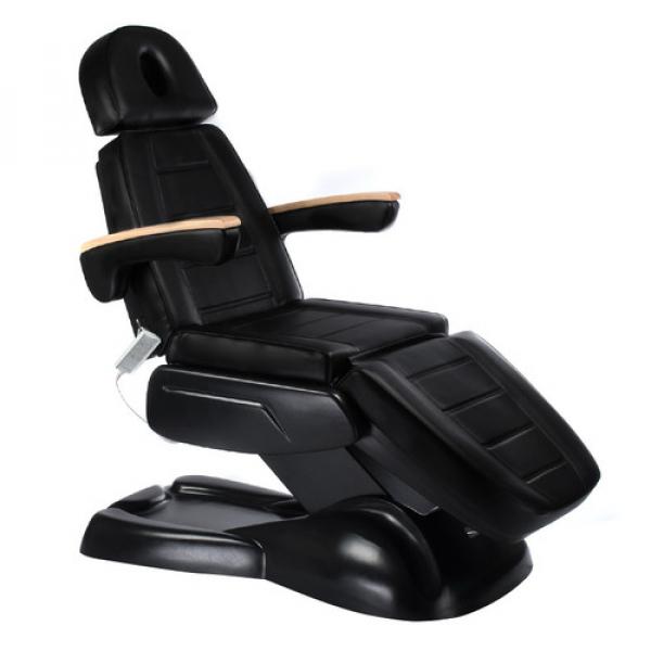 Fotel Elektryczny LUX BW-273B 3 Silniki Czarny #9