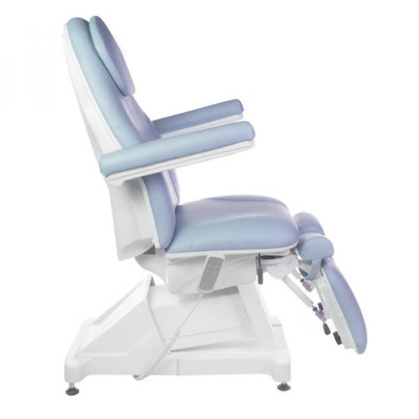 Elektryczny fotel kosmetyczny AMALFI BT-156 Lawend #8
