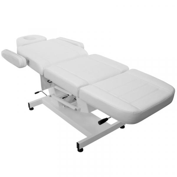 Fotel Kosmetyczny Elektr. Azzurro 705 1 Siln. Biały #10