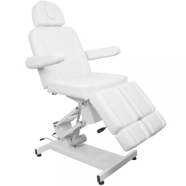 Fotel Kosmetyczny Elektr. Azzurro 706 Pedi 1 Siln. Biały #3