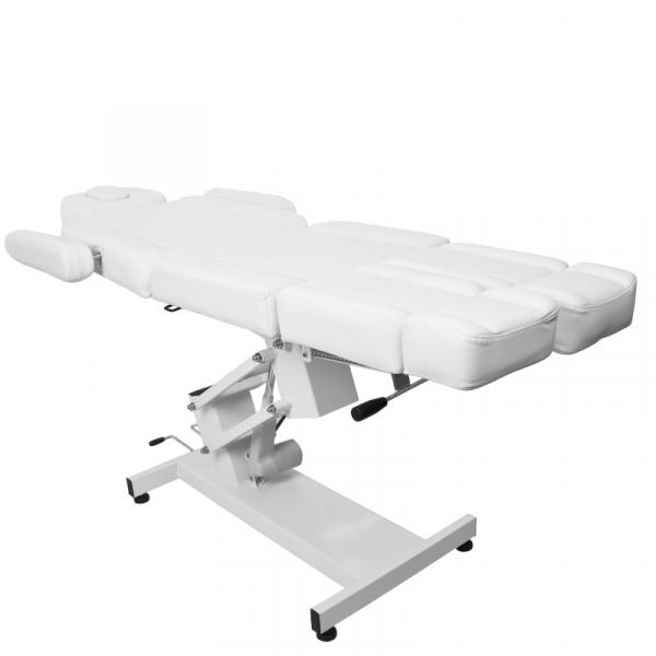 Fotel Kosmetyczny Elektr. Azzurro 706 Pedi 1 Siln. Biały #5