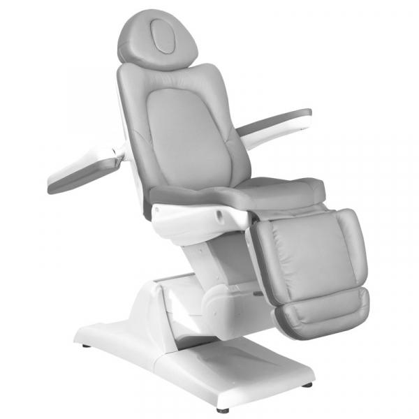 Fotel Kosmetyczny Elektr. Azzurro 870 3 Siln. Szary #3