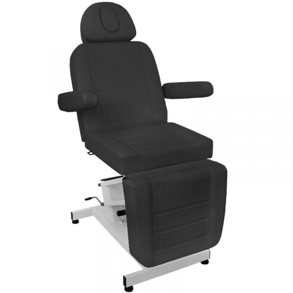 Fotel Kosmetyczny Elektr. Azzurro 705 1 Siln. Czarny #2