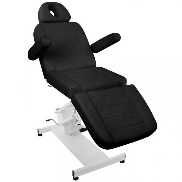 Fotel Kosmetyczny Elektr. Azzurro 705 1 Siln. Czarny #10