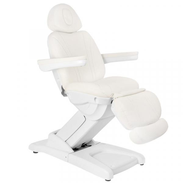 Fotel Kosmetyczny Elektr. Azzurro 872 4 Siln. Biały #2