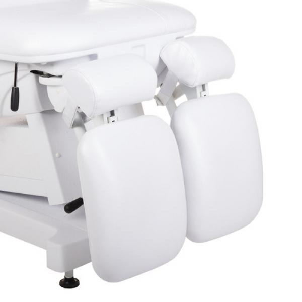 Elektryczny fotel kosmetyczny AMALFI BT-156 Biały #2
