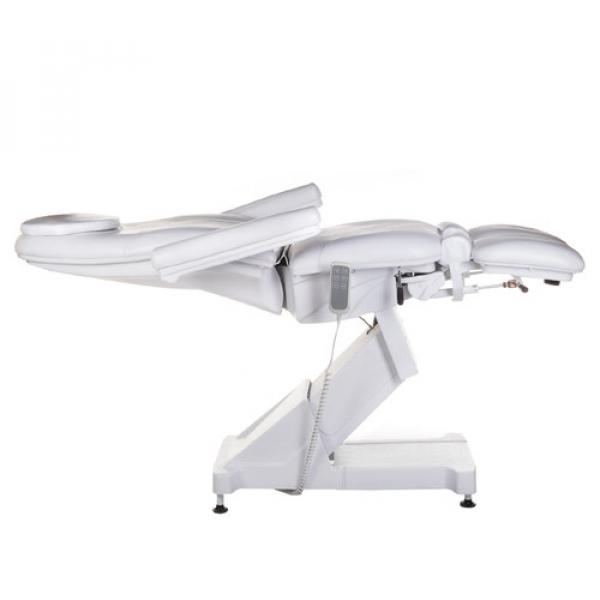 Elektryczny fotel kosmetyczny AMALFI BT-156 Biały #3