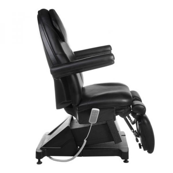 Elektryczny fotel kosmetyczny AMALFI BT-156 Czarny #2