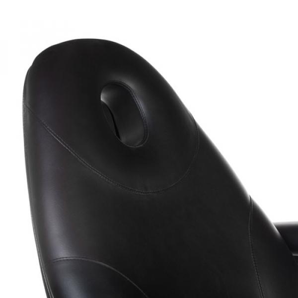 Elektryczny fotel kosmetyczny AMALFI BT-156 Czarny #3