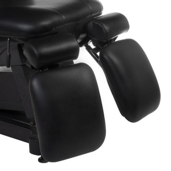 Elektryczny fotel kosmetyczny AMALFI BT-156 Czarny #4