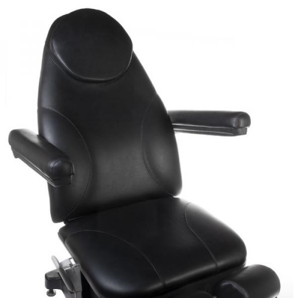 Elektryczny fotel kosmetyczny AMALFI BT-156 Czarny #7