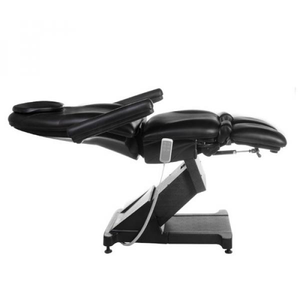 Elektryczny fotel kosmetyczny AMALFI BT-156 Czarny #10