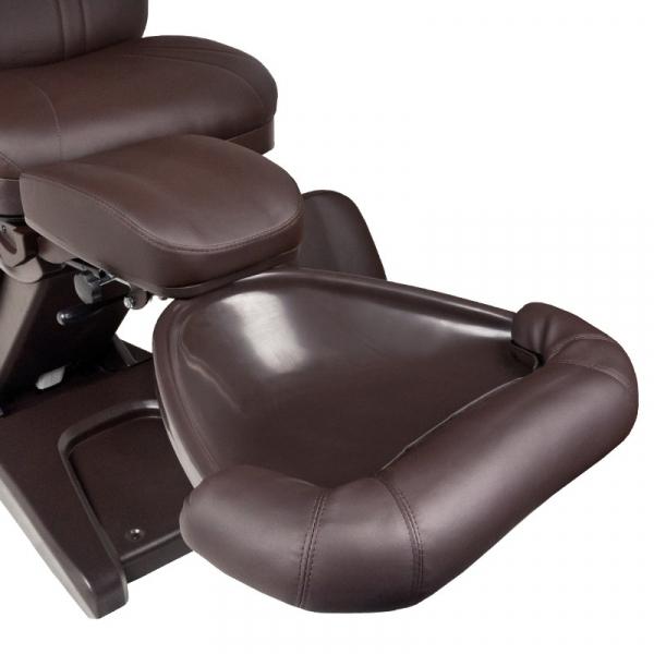 Fotel Kosmetyczny Elektr. Azzurro 872s Pedi-Pro 3 Siln. Brązowy #11