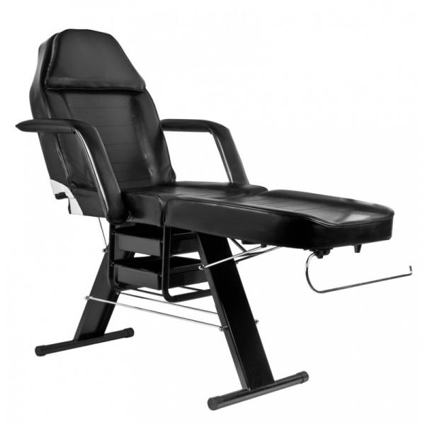 Fotel Kosmetyczny A 202 Z Kuwetami Czarny #4