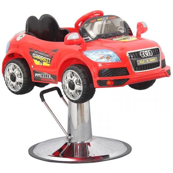 Fotel Fryzjerski Dziecięcy Samochodzik #3