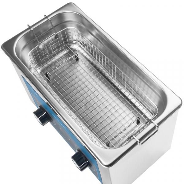 Myjka Ultradźwiękowa ACV 840qt Poj. 4,0l, 150w #6