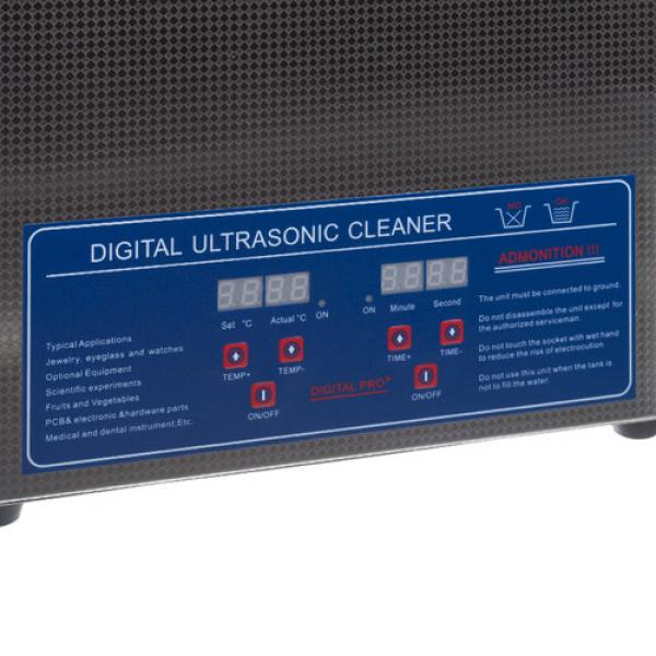 Myjka Ultradźwiękowa 6L BS-UC6 200W #2