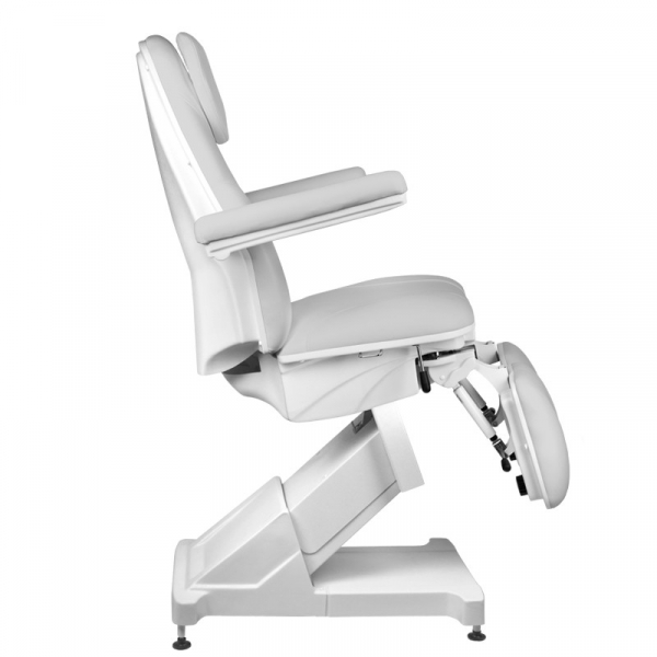 Fotel Kosmetyczny elektryczny BASIC 156 PEDI 3 SILN. SZARY #9