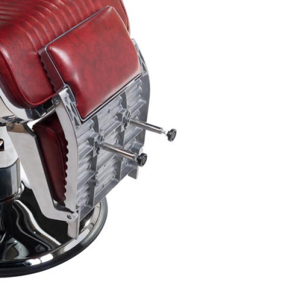 Fotel Barberski Lumber BH-31823 Burgund #3