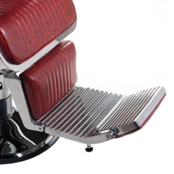 Fotel Barberski Lumber BH-31823 Burgund #7