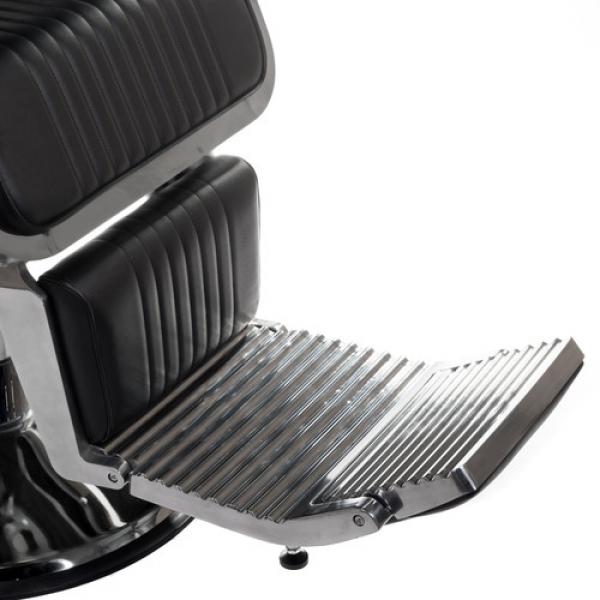 Fotel Barberski Lumber BH-31823 Czarny #6