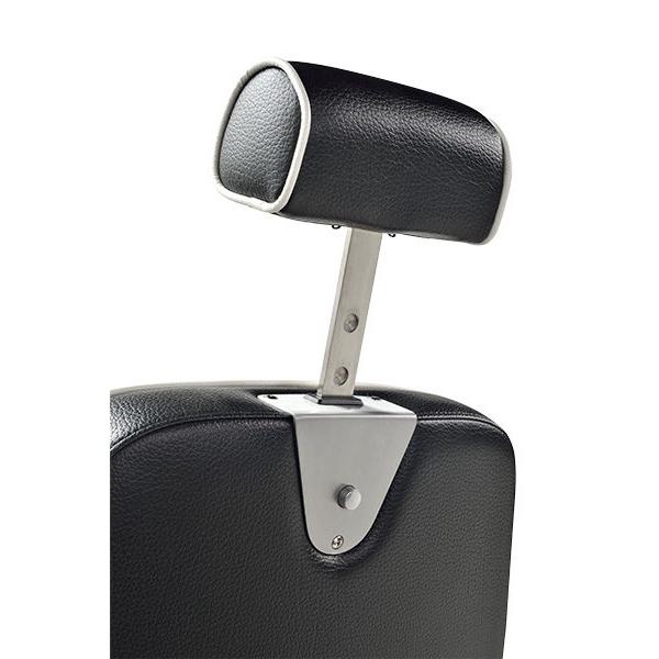 Fotel barberski James #3