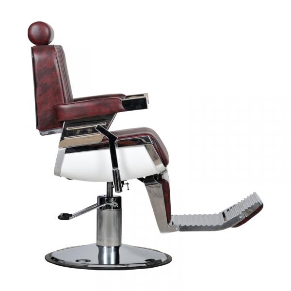 Fotel Barber Bordo #2