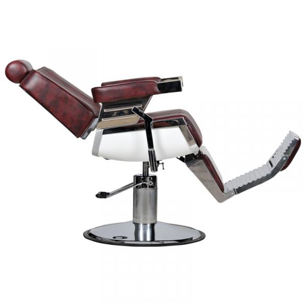 Fotel Barber Bordo #3