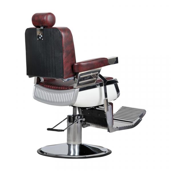 Fotel Barber Bordo #4