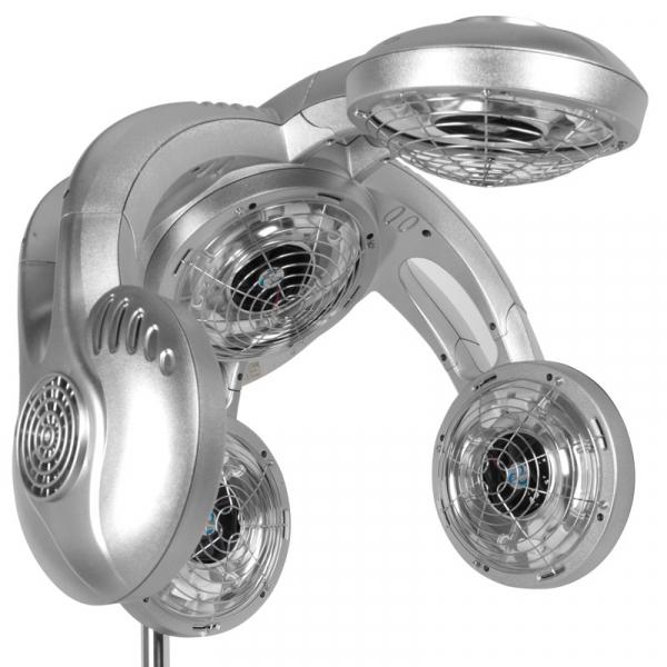 Gabbiano Infrazon Stojący GL-505S Srebrny #6