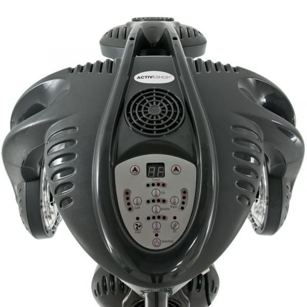 Gabbiano Infrazon Stojący GL-505S Szary #2