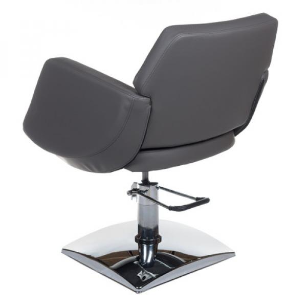 Fotel Fryzjerski NICO Szary BD-1088 #2
