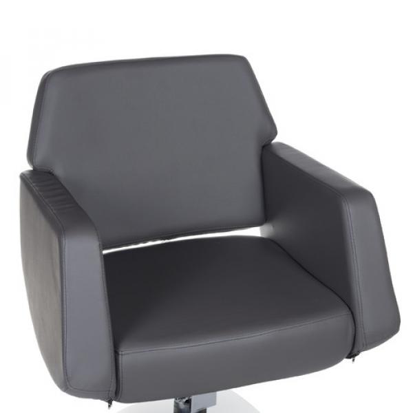 Fotel Fryzjerski NICO Szary BD-1088 #5
