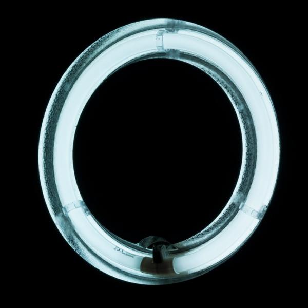 """Lampa Light Ring 12"""" 35w Fluoresce Biała + Statyw #5"""