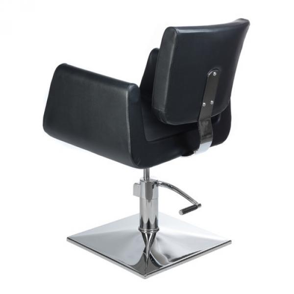 Fotel Fryzjerski Vito BH-8802 Czarny #2