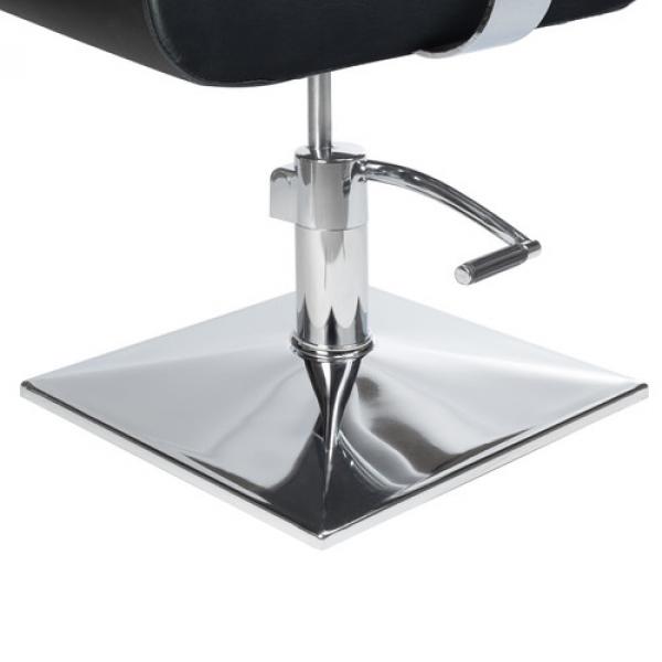 Fotel Fryzjerski Vito BH-8802 Czarny #3