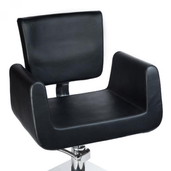 Fotel Fryzjerski Vito BH-8802 Czarny #5