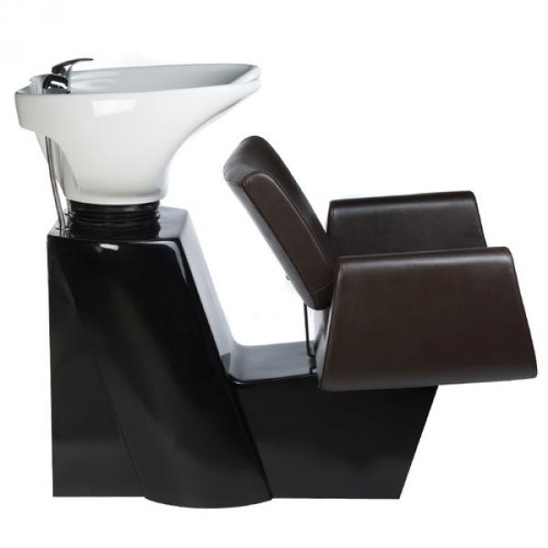 Myjnia Fryzjerska Vito BH-8022 Brązowa #3