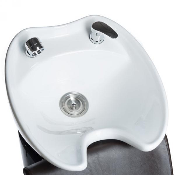 Myjnia Fryzjerska Vito BH-8022 Brązowa #5