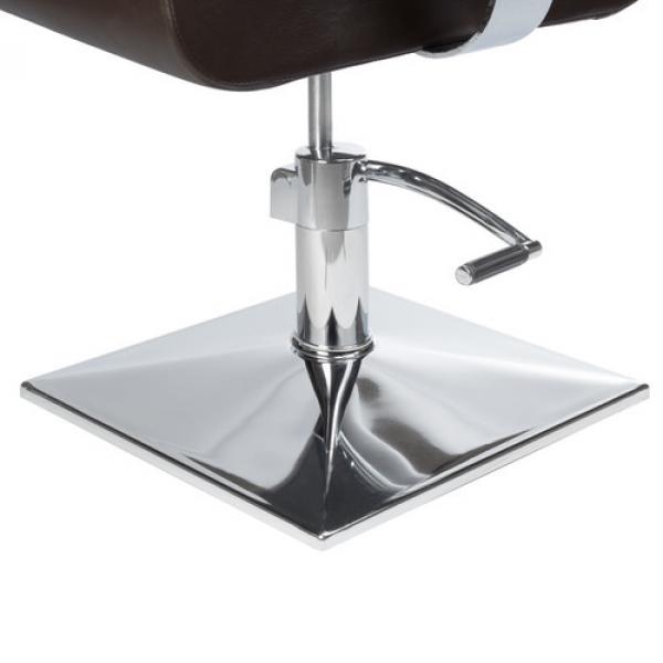 Fotel Fryzjerski Vito BH-8802 Brązowy #2