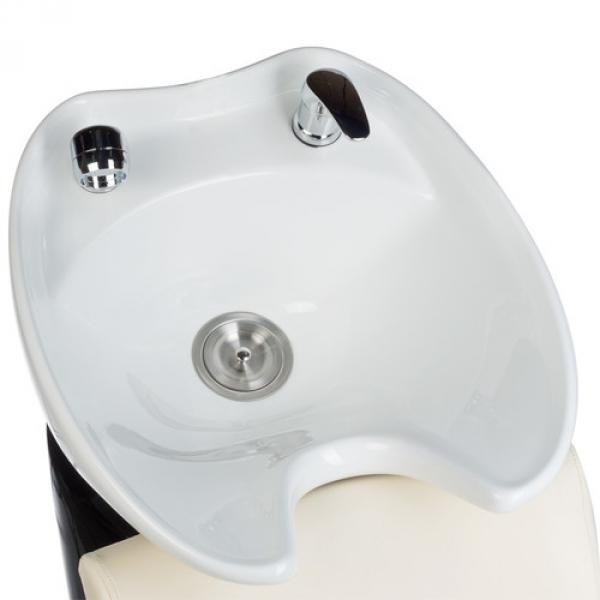 Myjnia Fryzjerska Vito BH-8022 Kremowa #5