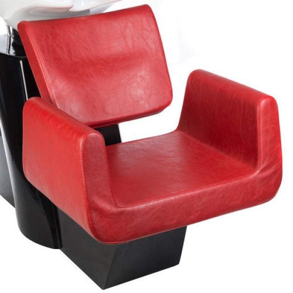 Myjnia Fryzjerska Vito BH-8022 Czerwona #4